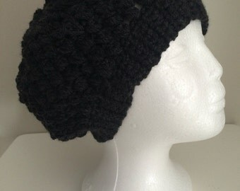 Womens Crochet Beanie