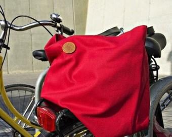 """Handmade cotton bag """"Tote Bag""""."""