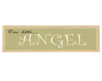 Little Angel Sign