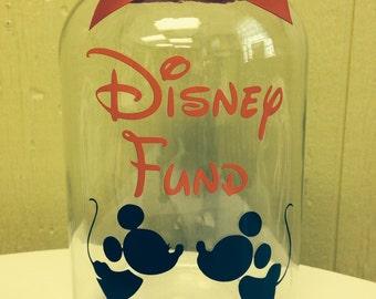 Disney Fund Etsy