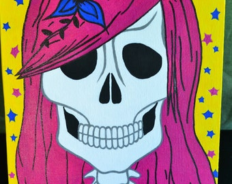Bright Skeleton