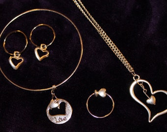 Heart Set (Also sold separately)