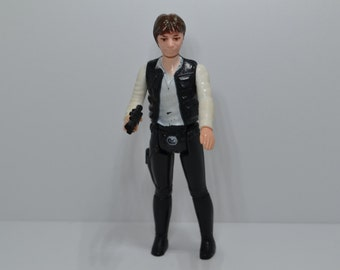 Star Wars Vintage 1977 Han Solo  (Our ID# SW-HAN-001)