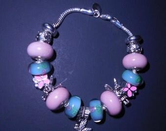 Fairy European Bead Bracelet