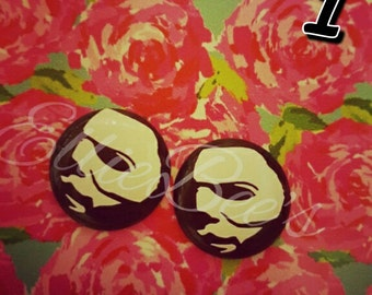 Michael Myers earrings