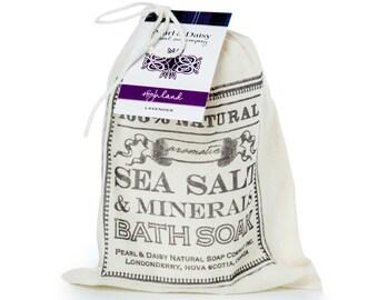 Highland bath soak - lavender