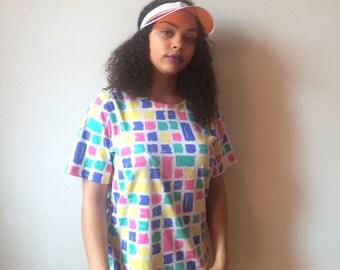80s Color Palette Shirt