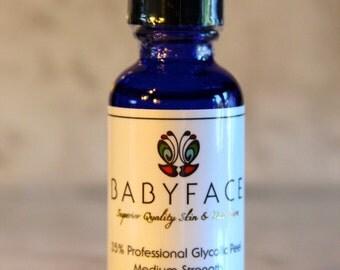 Babyface 35% Professional Strength Glycolic Acid Peel
