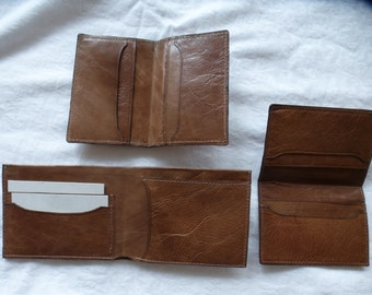 LIGHT LEATHER WALLET
