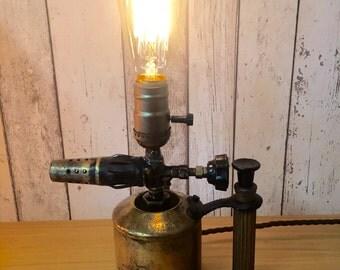 Original Sievert Blow Torch Lamp