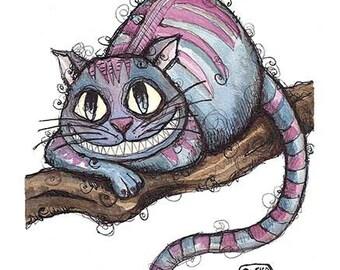 Cheshire Cat // Print