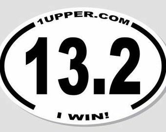 13.2 Bumper Sticker