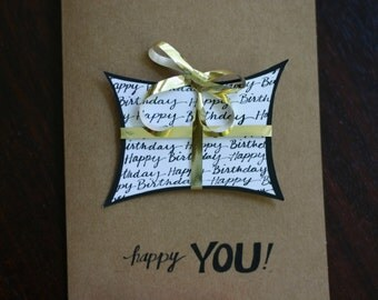 happy YOU Birthday Cards, Set of 5