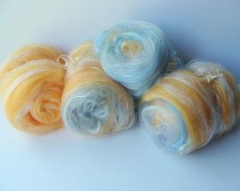 Carded Batt - Wool Batt