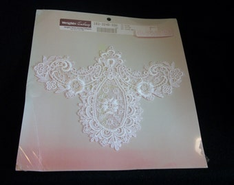 Bridal Lace Inset