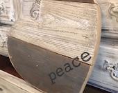 "12"" Peace Mini Recla..."