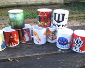 Any Two Mugs special offer! Choose your mugs then use this listing
