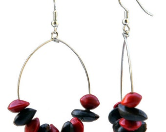 Diup and Love Seed Hoops