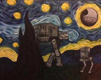 Starwars night