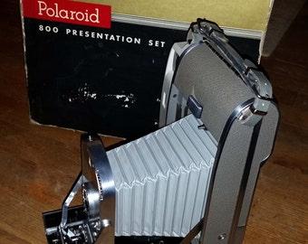 Vintage Polaroid Land Camera 800 Series Special Set