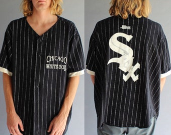 Vintage 1992 Chicago White Sox MLB Baseball Jersey - Made In USA - XL