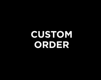 Custom Bridge Print Order