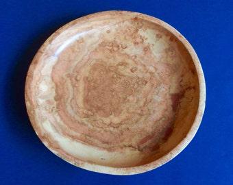 Oak Burl, large hand turned wood bowl, magnificent centerpiece, unique