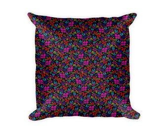 """Pillow case/cover, 18"""" x 18"""", featuring an image (pillow-100001-1)"""