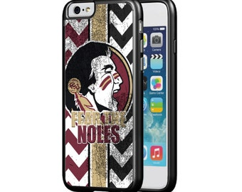 Florida State Seminoles NCAA Phone Case for iPhone 5/5s, iPhone 6/6s, iPhone 6/6s Plus