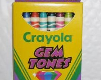 Crayola Gem Tones 16 Crayons