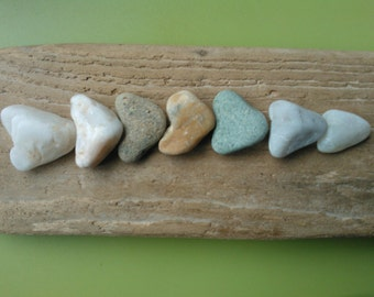 Heart shaped stones , heart pebbles , heart shape stones , heart shape pebbles , love heart pebbles , Scottish stones