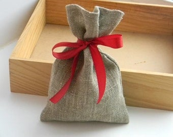 Burlap Wedding Bags,  Gift Bag, Big/Medium/ Small