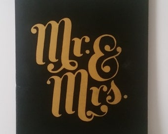 Mr. & Mrs. Wedding Sign, Engagement Sign, Mr. and Mrs. Wood Sign, Wedding Decor, Engagement Photography Prop, Wedding Photo, Wood Sign