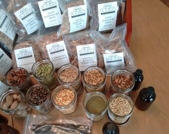 Barrel Aged Bitters Kit