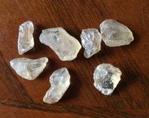 7 Facet Grade Oregon Sunstone Pieces