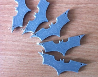 3D printed Batman Logo