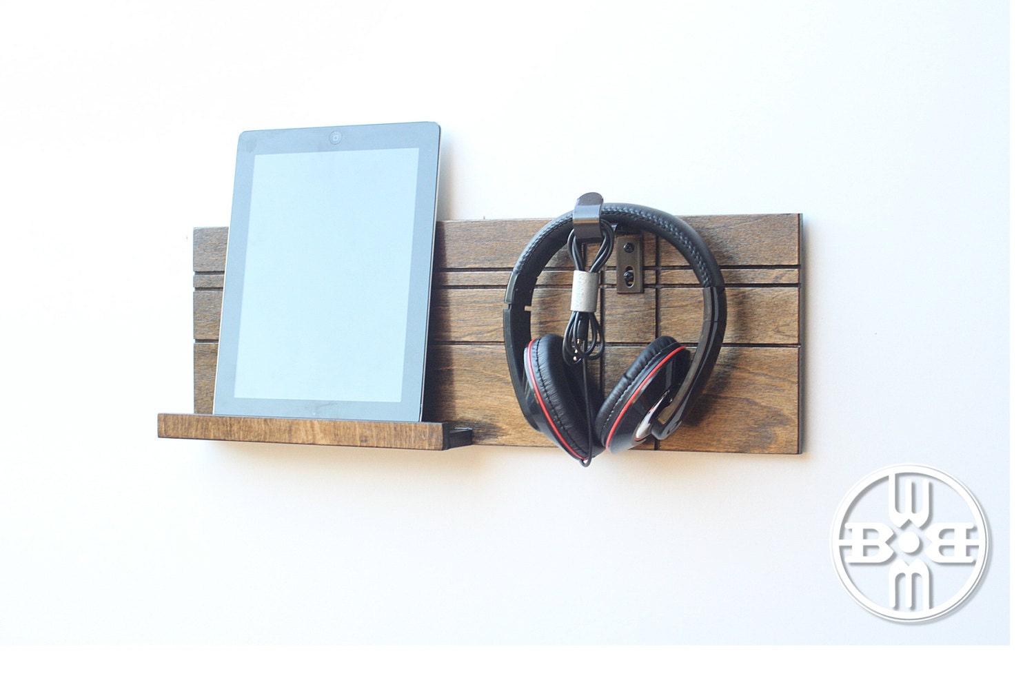 headphone stand tech accessory wall mounted headphone