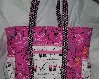 Disney Inspired Tote Bag
