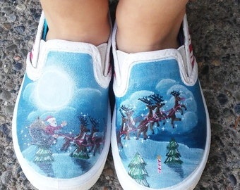 Ugly Christmas Shoes