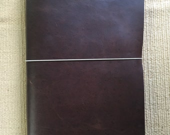 Leather Journal, large