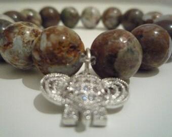 Peruvian Opal bracelet