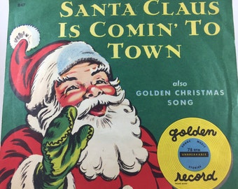 Christmas Golden Records 3pc