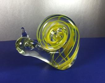 Snail Glass