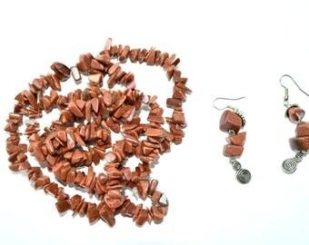 Joyas Boho, collar marroquí, joyería marroquí, marroquís, cuentas de collares, joyería bereber, conjunto de joyería, Marruecos,