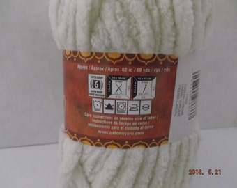 Patons Bohemian Yarn ~ #6 Super Bulky~ Colour: Casual Cream ~ 80 grams