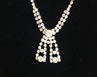 Diamonte necklace***