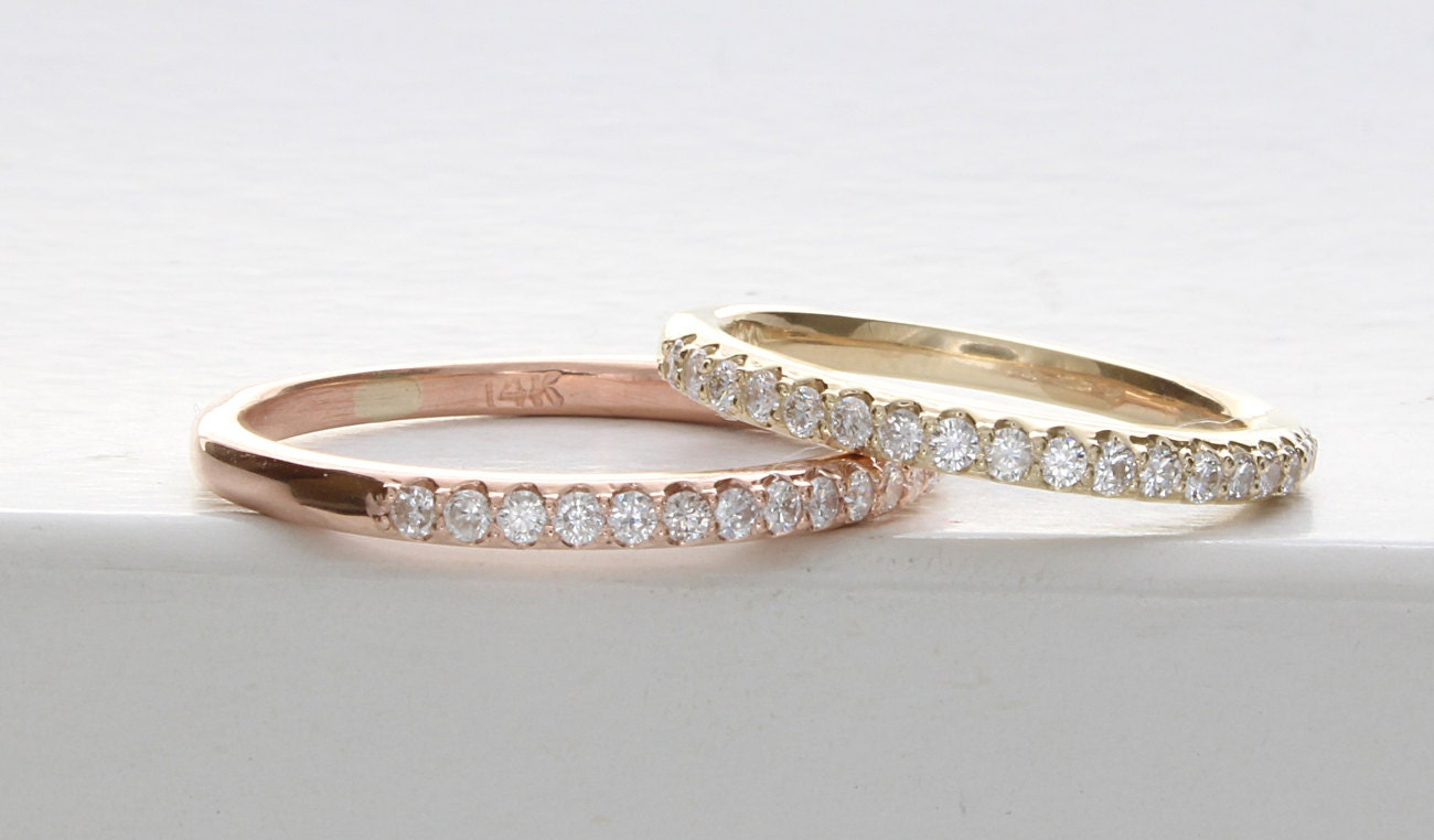 Simple Wedding Band Simple Diamond Ring Diamond Wedding
