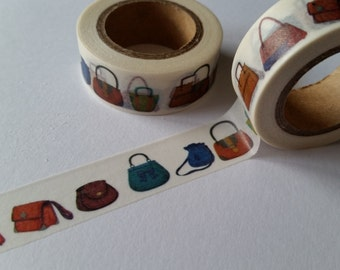 Handbag Washi Tape