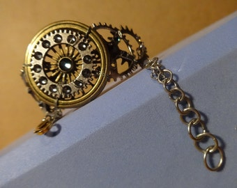 Bay Steampunk Bracelet