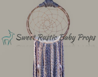 Native American Dream Catcher; Digital Backdrop; Newborn Photography Prop